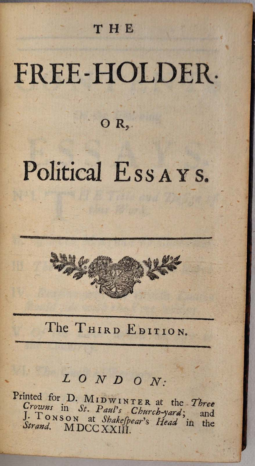 political essays and speeches Resources introduction rhetoric is a subject researched across disciplinary boundaries: history, literature, philosophy, linguistics, political science.