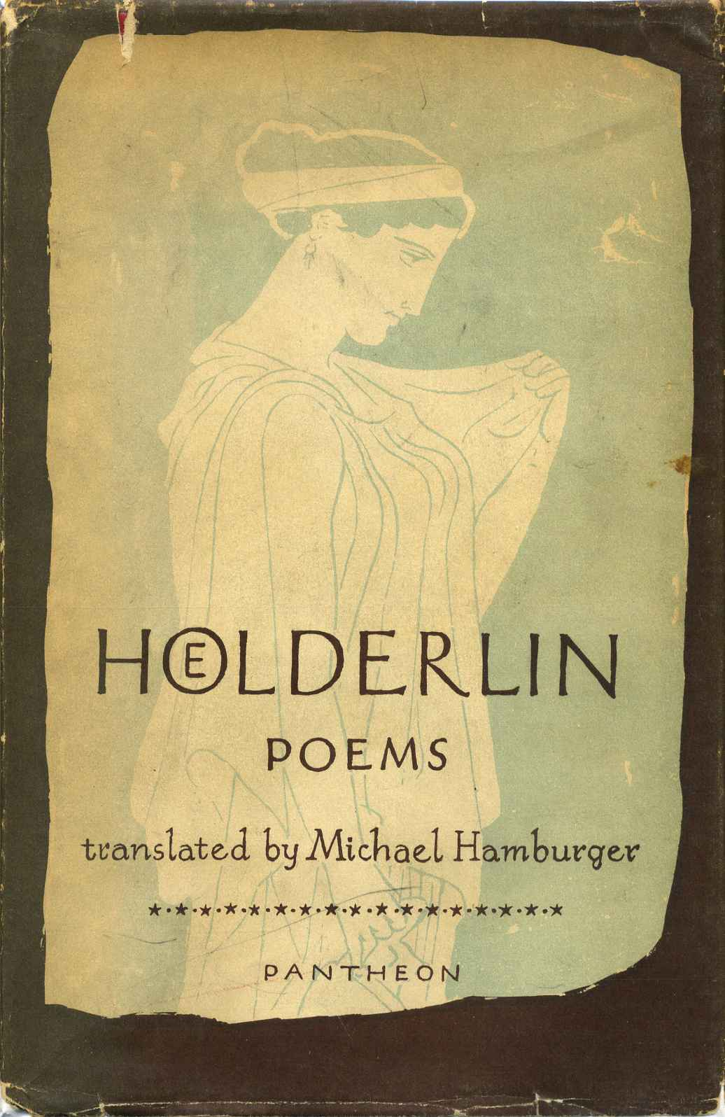 Holderlin, Translated by Michael Hamburger