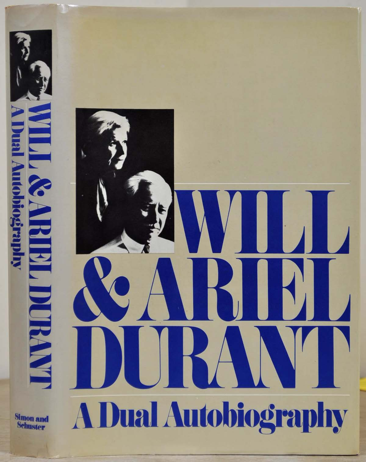 Will & Ariel Durant: A Dual Autobiography, Durant, Will; Durant, Ariel