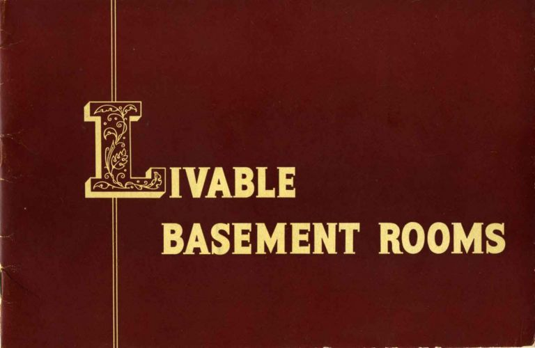 LIVABLE BASEMENT ROOMS. Armstrong.