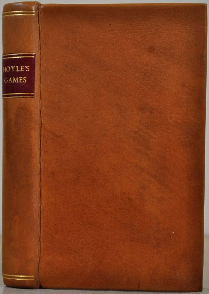 MR. HOYLE'S GAMES OF WHIST, QUADRILLE, PIQUET, CHESS, AND BACK-GAMMON, Complete in which is Contained, The Method of Playing and Betting, at Those Games, upon equal, or advantageous Terms. Including the Laws of the several Games. Twelfth Edition. Edmond Hoyle.