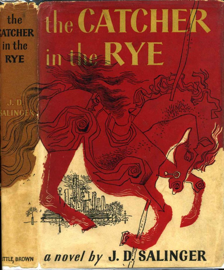 THE CATHER IN THE RYE. J. D. Salinger.