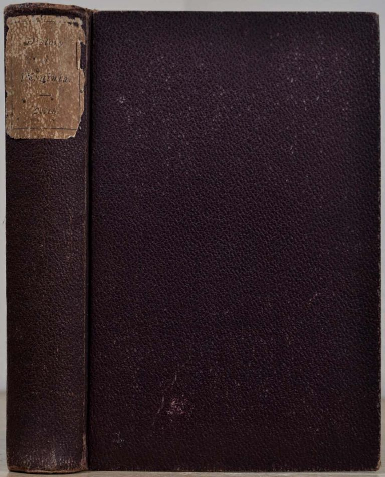 THE HISTORY OF THE FIRST DISCOVERY AND SETTLEMENT OF VIRGINIA. William Stith.