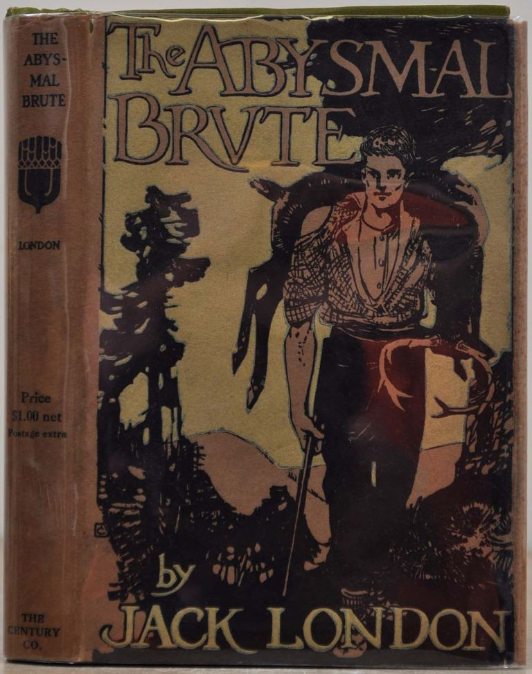 THE ABYSMAL BRUTE. Jack London.