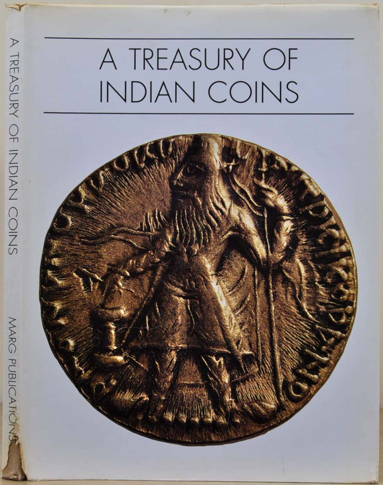 A TREASURY OF INDIAN COINS. Martha L. Carter.