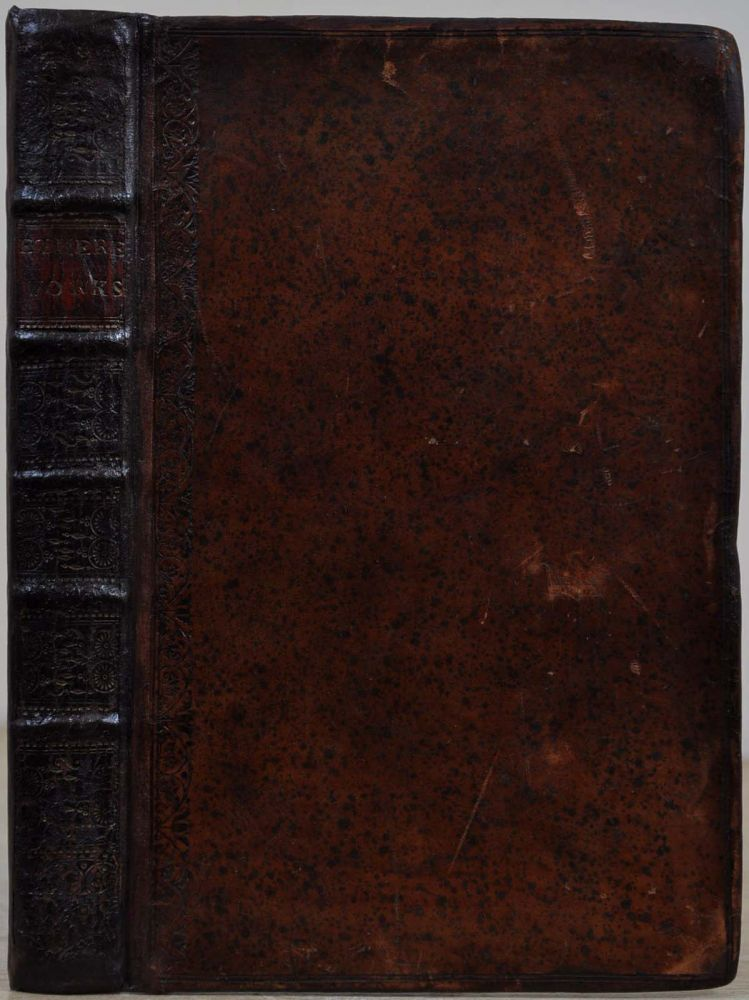 THE WORKS OF SIR GEORGE ETHEREGE: Containing His Plays and Poems. George Etherege.