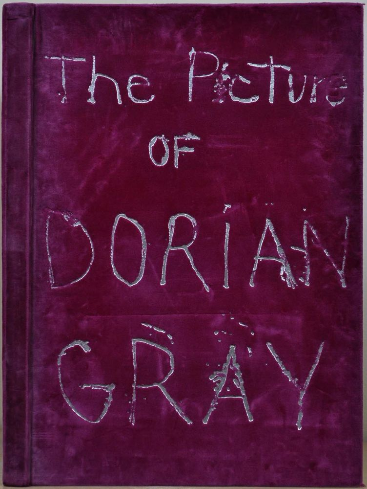 THE PICTURE OF DORIAN GRAY: A Working Script for the Stage from the Novel By Oscar Wilde with Original Images & Notes on the Text By Jim Dine. Limited edition signed by Jim Dine. Oscar Wilde, Jim Dine.