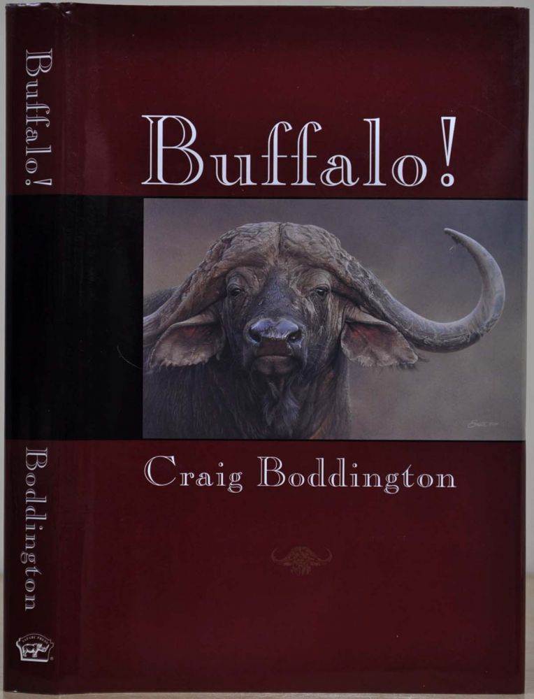 BUFFALO! Signed and inscribed by Craig Boddington. Craig Boddington.