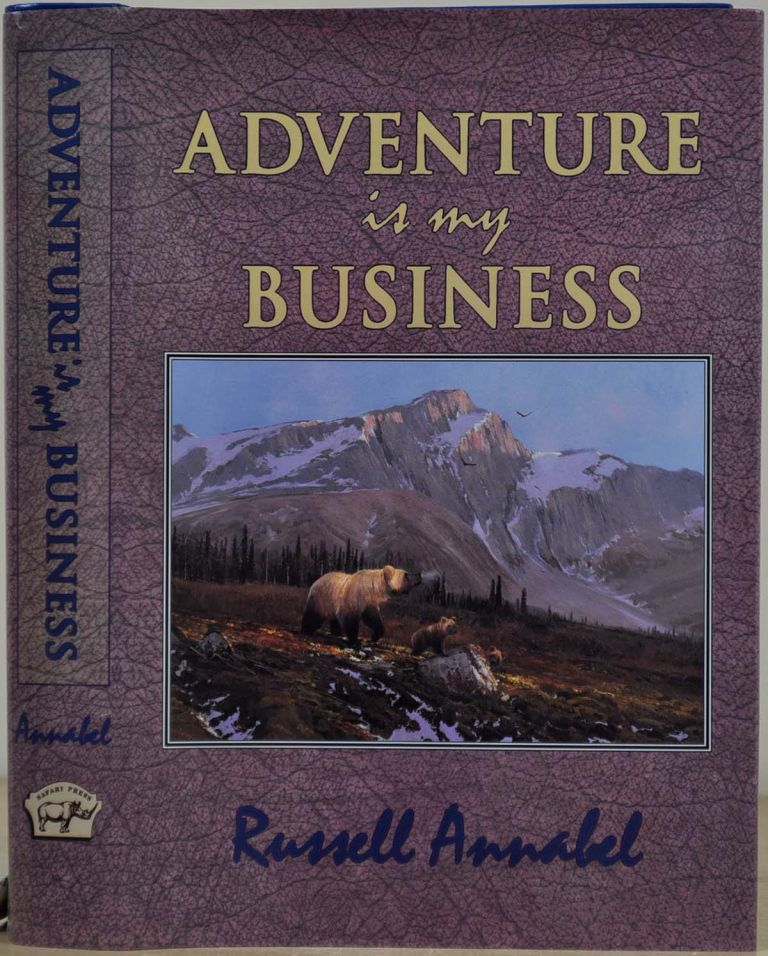 Adventure is My Business. Volume II (1951 - 1955). Russell Annabel.