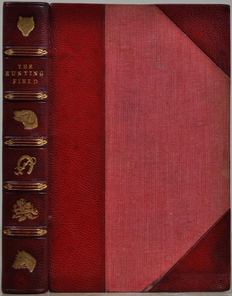 THE ANALYSIS OF THE HUNTING FIELD. Being a Series of Sketches of the Principal Characters that Compose One. The Whole Forming a Slight Souvenir of the Season 1845-6. With Numerous Illustrations by H. Alken. Robert S. Surtees, Henry T. Alken.