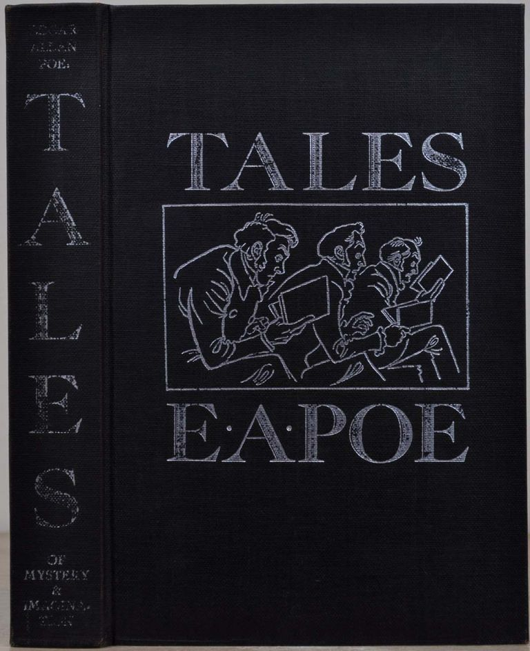 TALES OF MYSTERY AND IMAGINATION. Limited edition signed by William Sharp. Edgar Allan Poe, William Sharp.
