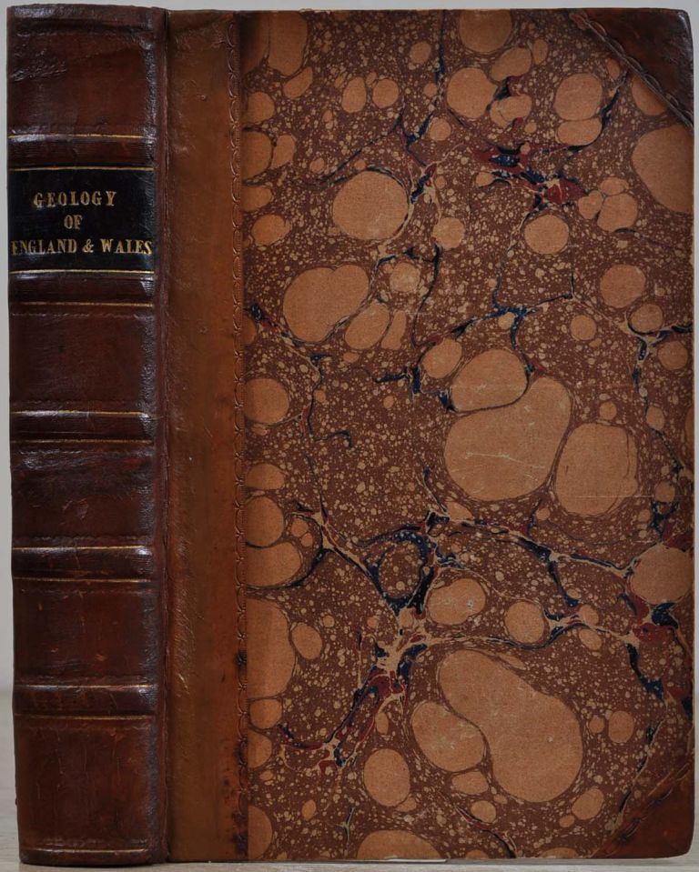 OUTLINES OF THE GEOLOGY OF ENGLAND AND WALES, with an Introductory Compendium of the General Principles of that Science, and Comparative Views of the Structure of Foreign Countries. Illustrated by a Coloured Map and Sections. William D. Conybeare, William Phillips.