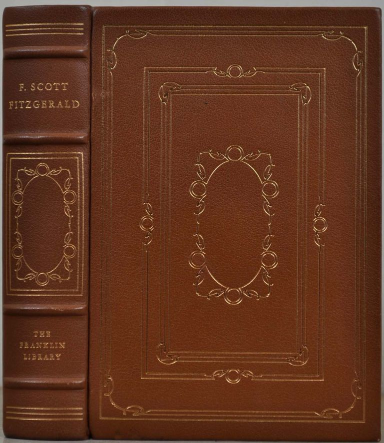 STORIES of F. SCOTT FITZGERALD.A selection with notes by Malcolm Cowley. Illustrated by John Collier. Francis Scott Key Fitzgerald.