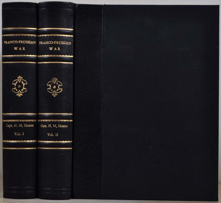 The Franco-Prussian war: its causes, incidents, and consequences. With the topography and history of the Rhine valley, by W. H. Davenport Adams. Sir Henry Montague Hozier.