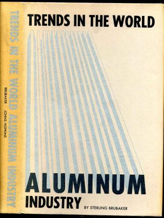 TRENDS IN THE WORLD ALUMINUM INDUSTRY. Sterling Brubaker.