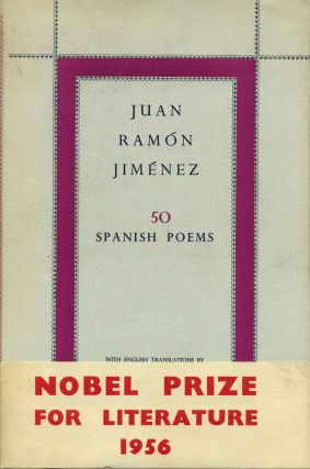 FIFTY SPANISH POEMS. With English Translations by J. B. Trend. Juan Ramon Jimenez