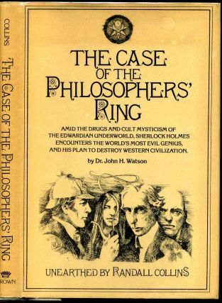 THE CASE OF THE PHILOSOPHERS' RING. John H. Watson