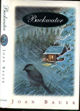 BACKWATER. Signed by Joan Bauer. Joan Bauer