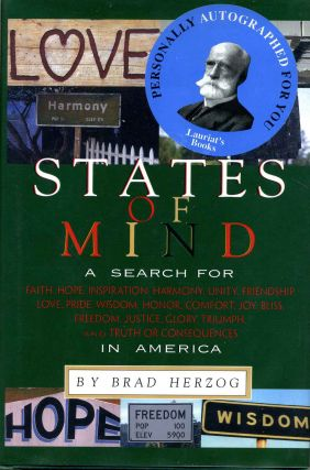 STATES OF MIND. A Search for Faith, Hope, Inspiration, Harmony, Unity, Friendship, Love, Pride,...