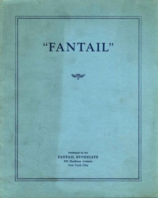 FANTAIL. Fantail Syndicate