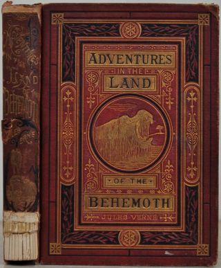 ADVENTURES IN THE LAND OF THE BEHEMOTH. Jules Verne