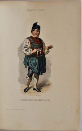 MUSEE COSMOPOLITE; MUSEE DE COSTUMES. [Binder's title: Costumes of All Nations].