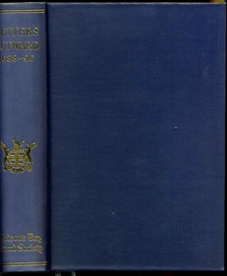 HUDSON'S BAY COPY BOOKE OF LETTERS COMMISSIONS INSTRUCTIONS OUTWARD 1688-1696. E. E. Rich, A M....