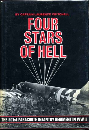 Four Stars of Hell. Laurence Critchell.