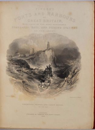 VIEWS OF PORTS AND HARBOURS, Watering Places, Fishing Villages, and other Picturesque Objects on the English Coast.