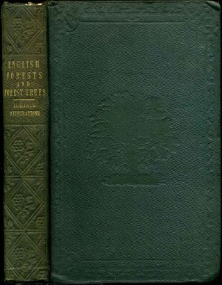 ENGLISH FORESTS AND FOREST TREES, Historical, Legendary, and Descriptive. With Numerous Illustrations. Anonymous.