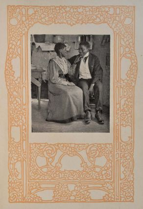 HOWDY HONEY HOWDY. With a seventeen line poem handwritten and signed by Paul Laurence Dunbar.