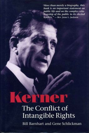 KERNER. The Conflict of Intangible Rights. William E. Barnhart, Eugene P. Schlickman