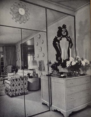 DECORATING IS FUN! How to Be Your Own Decorator. Signed and inscribed by Dorothy Draper.