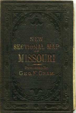 NEW SECTIONAL MAP OF MISSOURI