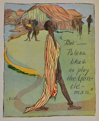 AFRICAN FOLK TALES as told to Pauline E. Dinkins.