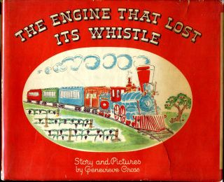 THE ENGINE THAT LOST ITS WHISTLE. Genevieve Cross
