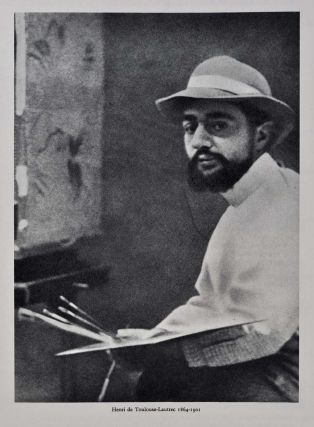 Toulouse - Lautrec Et Son Oeuvre. Six volume set.