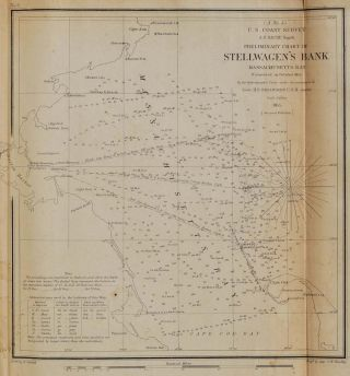 REPORT OF THE SUPERINTENDENT OF THE COAST SURVEY, Showing the Progress of the Survey during the Year 1855.