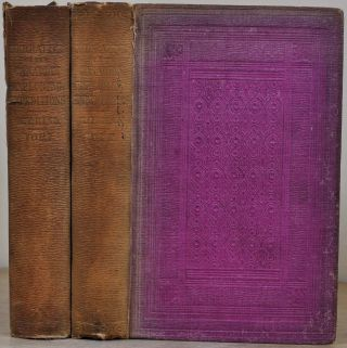 NARRATIVE OF THE CANADIAN RED RIVER EXPLORING EXPEDITION OF 1858. Two volume set.