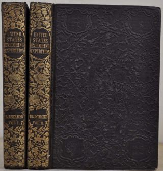 NARRATIVE OF THE UNITED STATES EXPLORING EXPEDITION, During the Years 1838, 1839, 1840, 1841,...