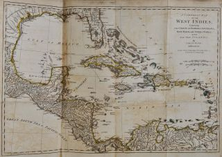 THE AMERICAN MILITARY POCKET ATLAS; Being An approved Collection of Correct Maps, Both General and Particular of The British Colonies; Especially those which now are, or probably may be The Theatre of War...
