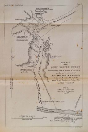 EXPLORATIONS IN THE DACOTA DAKOTA COUNTRY, In the Year 1855.