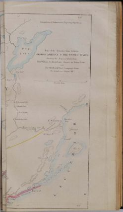 BRITISH NORTH AMERICA. Reports of Progress; Together with a Preliminary and General Report on the Assiniboine and Saskatchewan Exploring Expedition, Made Under Instructions from the Provincial Secretary, Canada. Presented to both Houses of Parliament...