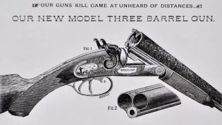 The New York State Firearms Trade. Complete five volume set.