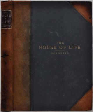 SO THIS THEN IN LIFE: Being a Collection of Sonnets by Dante Gabriel Rossetti. Limited edition,...