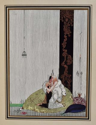 EAST OF THE SUN AND WEST OF THE MOON. Old Tales from the North. Limited and numbered edition signed by Kay Nielsen.