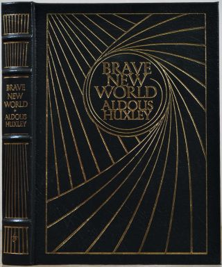 BRAVE NEW WORLD. The 100 Greatest Books Ever Written.
