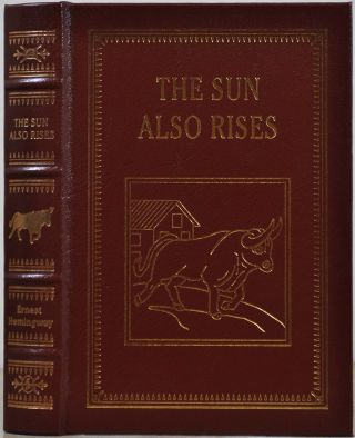 THE SUN ALSO RISES. Great Books of the 20th Century.