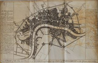 LONDON; Being an Accurate History and Description of the British Metropolis and Its Neighbourhood, to Thirty Miles Extant, from an actual Perambulation. Six volume set.