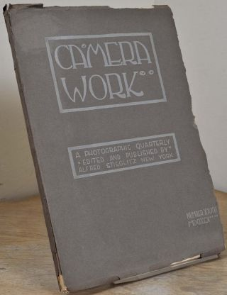 CAMERA WORK. Number 32. A Photographic Quarterly Edited and Published by Alfred Stieglitz. Alfred...